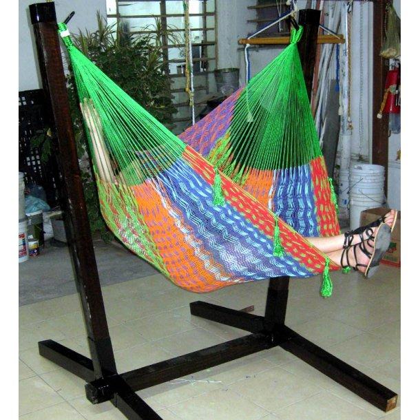 Komplett: Hengekøye stol og stativ