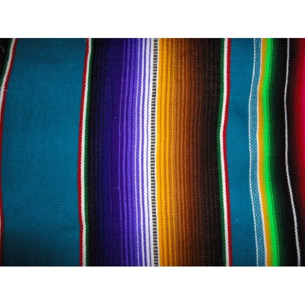 Mexico teppe med metallic grønn bakgrunnsfarge