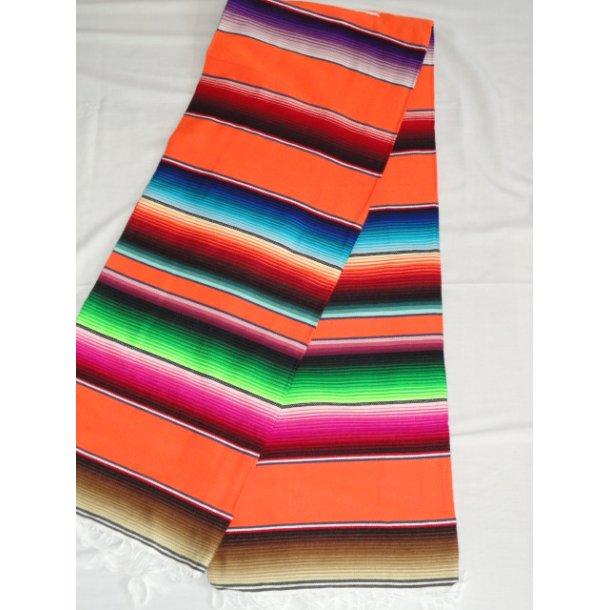 Mexico pledd med oransje utseende