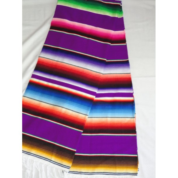 Mexicansk teppe fargekombinasjoner